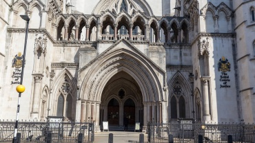 Photo of Royal Courts of Justice London