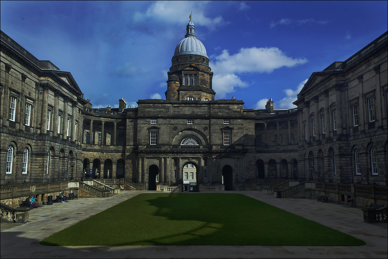 Photo of Edinburgh University